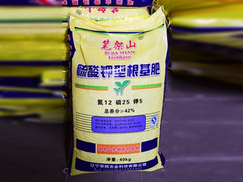 42%硫酸钾型12-25-5